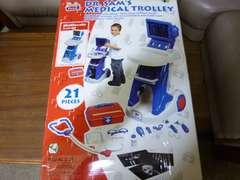 海外製ドクター診察セット玩具