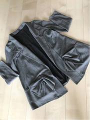 ジルスチュアート のリボンポケットロングジャケット