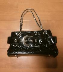 ◆太ベルト付◆ショルダーバッグ◆