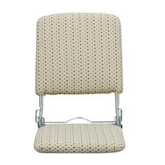 折りたたみ座椅子 ベージュ YS-424_BE