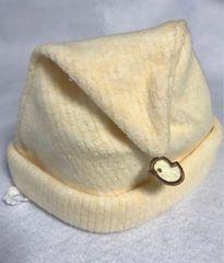 モバオクで買える「■送料無料■赤ちゃん ニット帽 帽子 44cm 日本製 切手払い可能」の画像です。価格は160円になります。