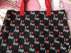 (●´ω`●)I LOVE HUG*トートバッグ*