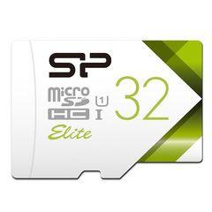 シリコンパワー microSDHCカード 32GB