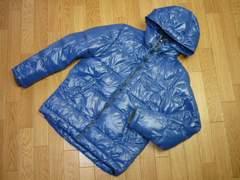 アメリカ屋購入 中綿入りジャケット メンズXL 青 ブルー