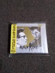 ブラックキャッツ新品CD 2枚組 ロカビリー クリームソーダ マジック ベストセレクション 85