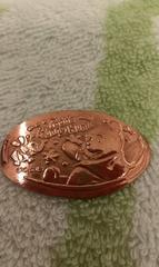 ★スーベニアメダル★東京ディズニーランド★プーさん★�A