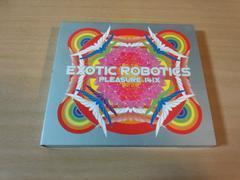 CD「エキゾティック・ロボティクス-プレジャー141X」トランス●