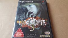 PS2☆クロックタワー3☆状態良い♪CAPCOM。