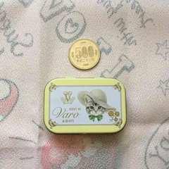非売品付録・セントオブヴァロ・猫柄マルチ缶ケース小サイズ