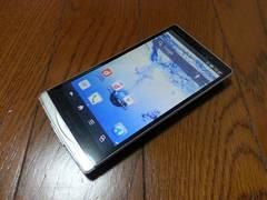 即落/即発!!美中古品 SH-09D AQUOS PHONE ZETA ホワイト LTE Xi