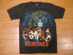 RAMONES ラモーンズ Tシャツ Sサイズ 新品