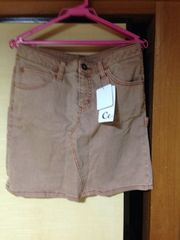 やや大きいサイズ☆新品未使用品タグ付きスカートデニムスカート
