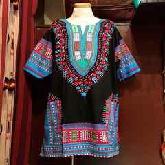 アフリカ民族衣装ダシキ★大きいサイズ★ダンス★衣装★アジアン