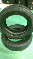 4092242)激安中古国産タイヤ2本セットダンロップマーチアクア175/65R15送料無料