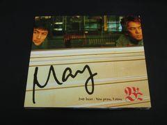 B'z/May/You pray,I [Maxi]