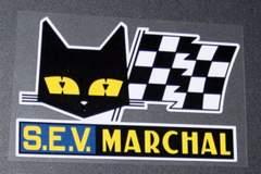 マーシャルステッカー小)P抜アルトワークスキャリイエブリーラパンジムニーワゴンRスティングレー旧車