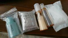 ファンケルAコンディショニング化粧液乳液洗顔クレンジング