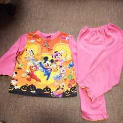 女の子用パジャマ110�p