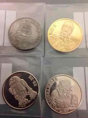 スターウォーズ展 記念メダル 四点セット  コイン