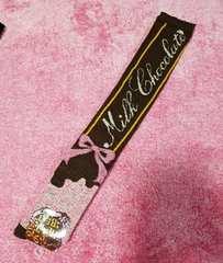 ☆新品☆ ファンキーフルーツ ニーソ ニーハイ 靴下 ストロベリー チョコレート ピンク