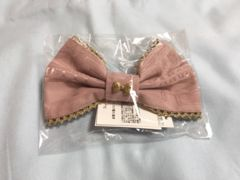 AngelicPretty Melty Ribbon Chocolate バレッタ ラズベリー