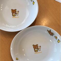 リラックマ(非売品) オムライスプレート2皿セット(^o^)