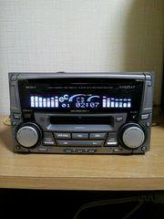 ADDZEST アゼスト CD.MD.2dinデッキ DMZ615 DSP/EQ搭載
