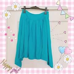 モバオクで買える「NAVE ふんわりスカート」の画像です。価格は1,200円になります。
