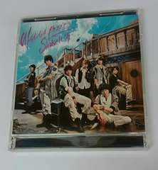 Kis-My-Ft2  WANNA BEEEE!!!/Shake up  初回生産 CD + DVD