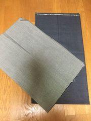 530.薄デニム風  布☆2種