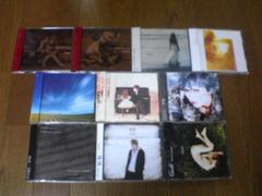 ガクトGACKT CDS 10枚セット