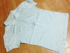 エフデ/ef-de 半袖ストレッチ製カットソー
