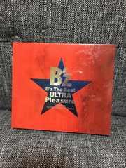 B'z  The Best ULUTRA Pleasure  CD二枚組み(DVD無し)