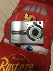 SANYO デジタルカメラ DSC−S75型