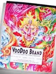 【刺青・タトゥー】VOODOO・トレーシングペーパー