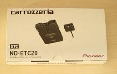 新品未使用 カロッツェリア ETC ND-ETC20