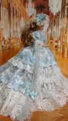 ジェニーちゃんリカちゃんのドレス