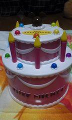 シェフミッキー ケーキ型フォトスタンド