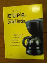 新品箱入り/コーヒーメーカー/ユーパ