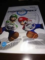 Wii!箱説あり!マリオカートWii!ソフト!