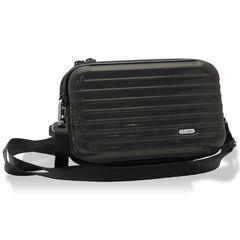 2way スーツケース 型 ブラック