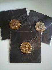 送料無料新品倉木麻衣メダル3枚セット