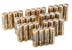 パナソニック 単3形アルカリ乾電池 32本パック