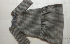 サマンサモスモス SM2 ワンピース 秋冬 Mサイズ 美品