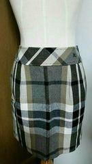 ☆BURBERRY BLUE LABEL☆チェックタイトスカート☆