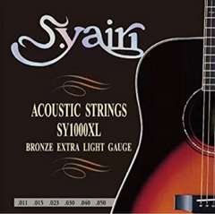 送料無料■新品■s.yairi アコースティックギター 弦 セット EL