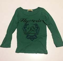 Hysteric Glamour☆ロンT