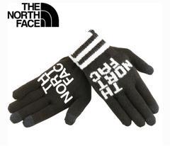 ノースフェイス ニット手袋 サイズS〜M