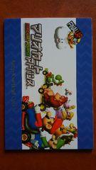 Nintendo マリオカート アドバンス ポストカード 5枚
