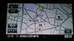 フルセグ サンヨー ポータブルナビ ゴリラNV-SD650FT 2011年地図データ !